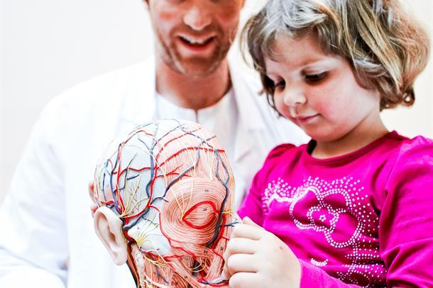 barn og lege