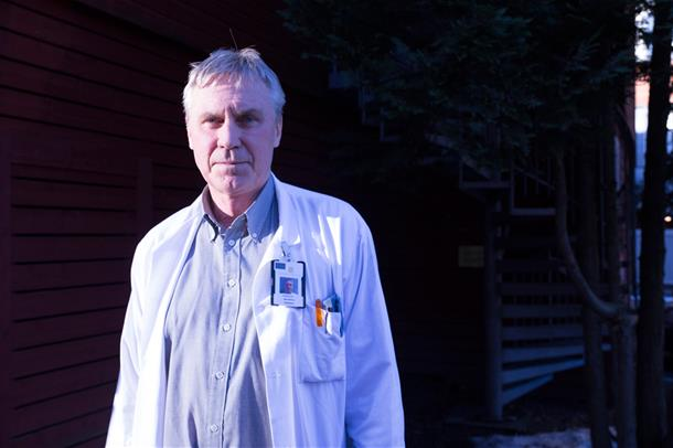 Overlege Jens Marius Næsgaard