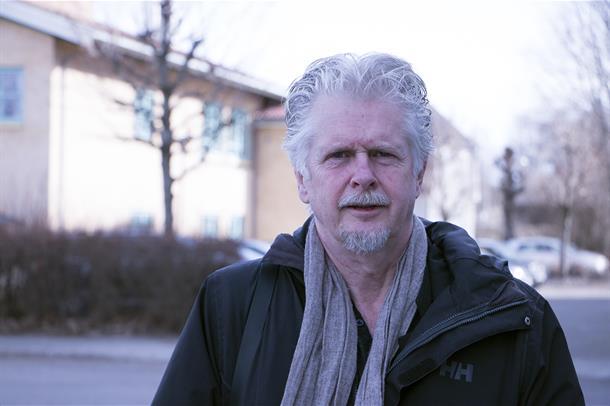Psykologspesialist Arne Repål.