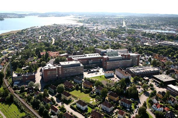 Sykehuset i Vestfold, Tønsberg