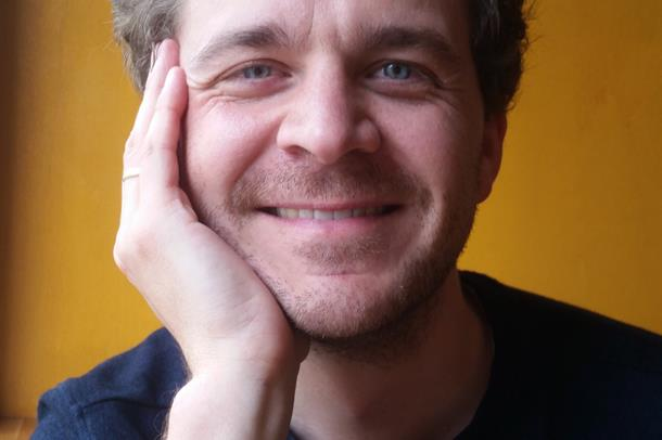 Portrettfoto av Kristoffer Høiland